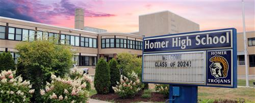 Homer High School
